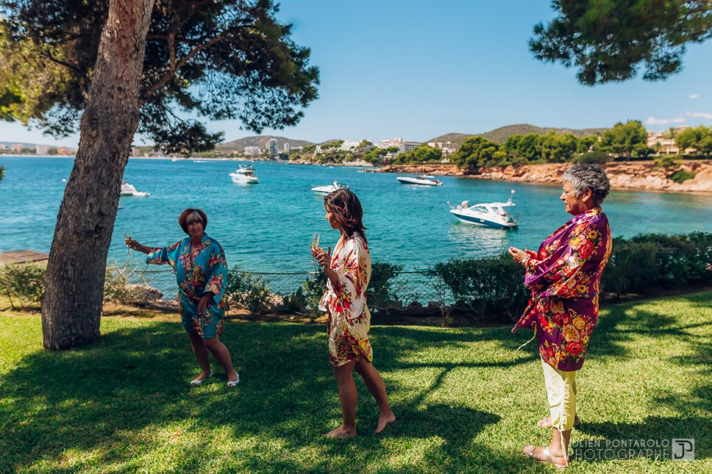 Destination wedding at Mallorca Mood Beach Bar 1