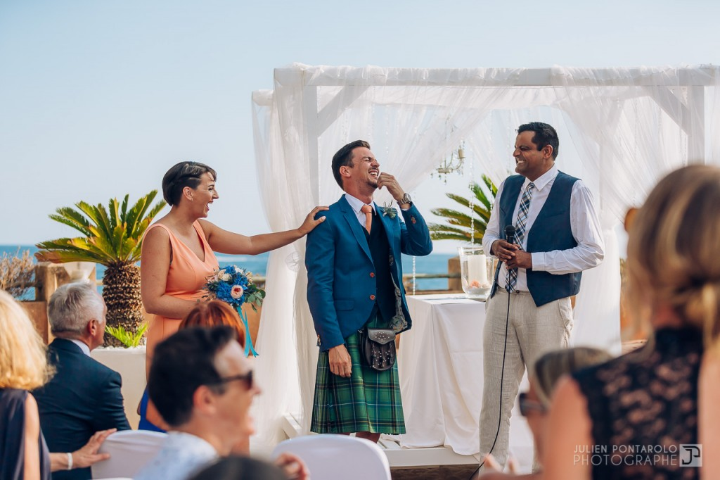 Destination wedding at Mallorca Mood Beach Bar 37