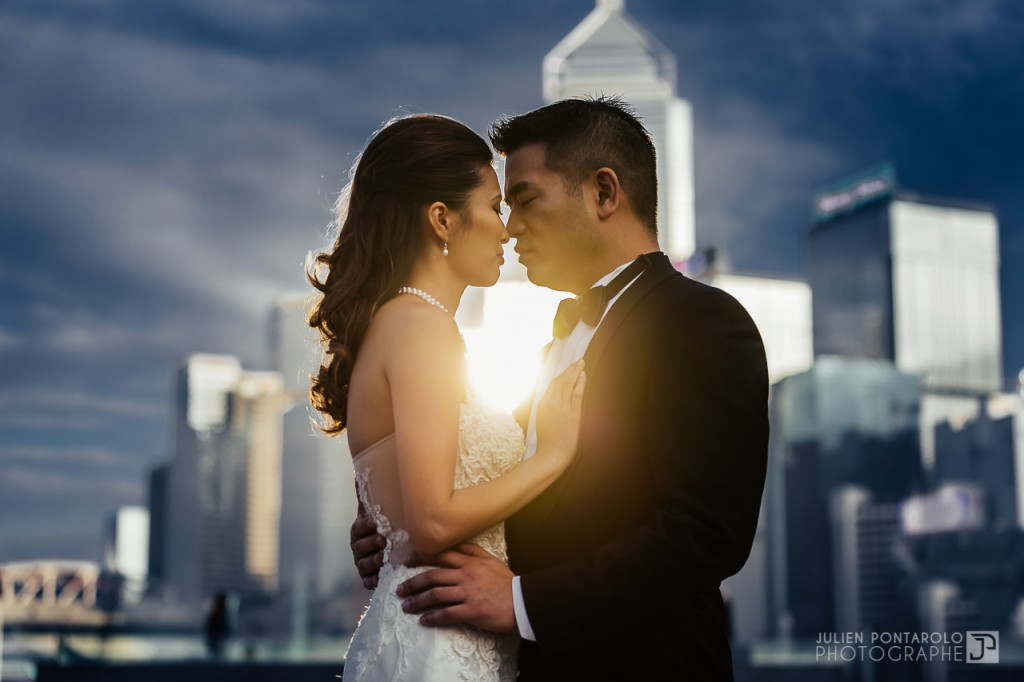 A shooting in Hong Kong with Noel Chu wedding gown 13