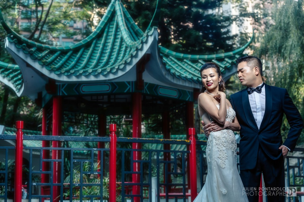 A shooting in Hong Kong with Noel Chu wedding gown 4